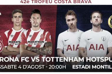 Previa Girona - Tottenham: un 'Costa Brava' de alto nivel
