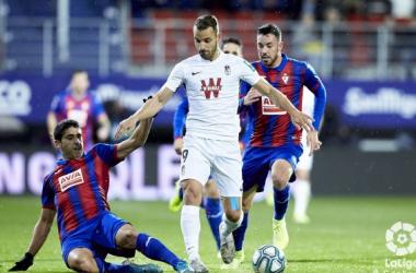 Previa SD Eibar - Granada CF: a continuar por el buen camino