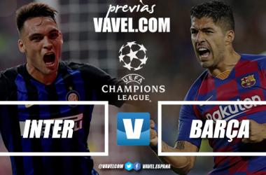 El Barcelona se impuso 2-1 en el primer encuentro ante el Inter de esta Champions League | Foto: Noelia Déniz - VAVEL