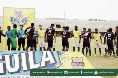 Leones FC - Unión Magdalena: a seguir dentro de los ocho