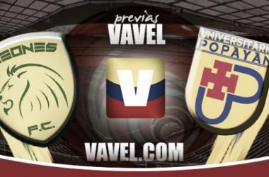 Leones FC - Popayán: un choque de estilos