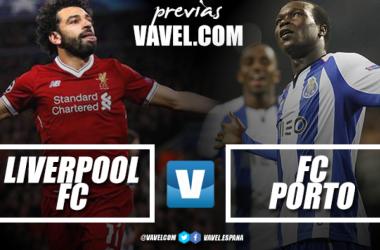 El Liverpool goleó en la ida para estar prácticamente en cuartos de final. Fotomontaje: Javier Jábega, VAVEL