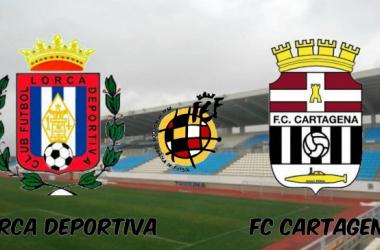 Lorca Deportiva-FC Cartagena: Derbi para cambiar la mala racha