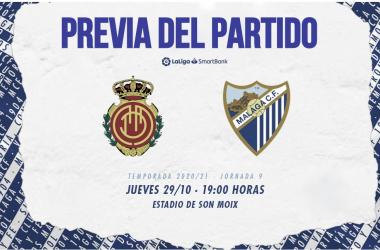 Previa RCD Mallorca - Málaga CF: lucha inesperada de play-off