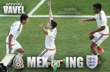 México U20 vs Inglaterra U20: la previa, horarioy alineaciones