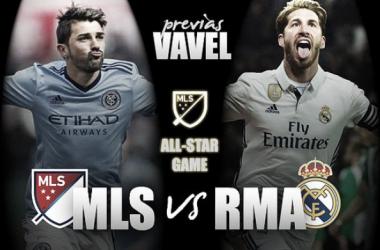 MLS All-Star - Real Madrid: a por el rey de reyes