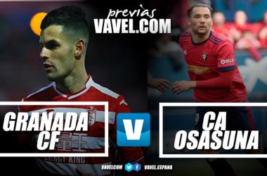 Previa Granada CF - Osasuna: el penúltimo tren hacia Primera