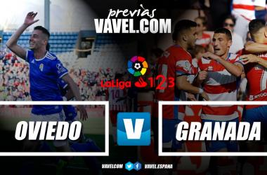 Previa Real Oviedo - Granada CF | Imagen: VAVEL.com