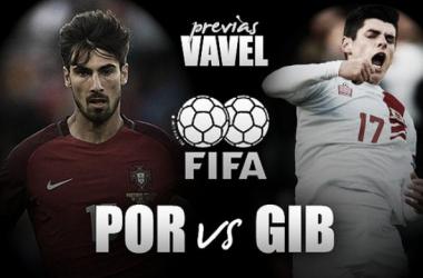 Portugal - Gibraltar: buscando sensaciones con Rusia en el horizonte