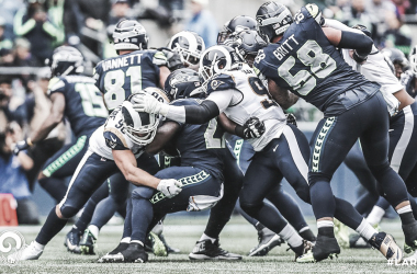Previa Rams - Seahawks (foto Los Angeles Rams)