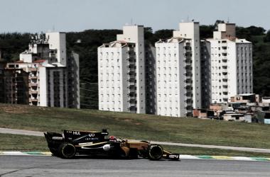 Hülkenberg en Brasil | Fuente: Renault