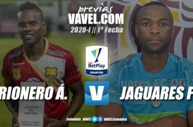 Previa Rionegro Águilas vs Jaguares de Córdoba: Debut para ambos en la Liga BetPlay