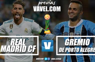 Previa Real Madrid-Gremio de Porto Alegre: en busca del cetro mundial