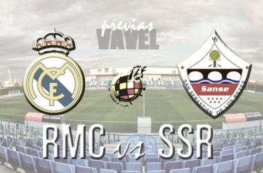 RM Castilla - UD Sanse: puntos vitales para soñar