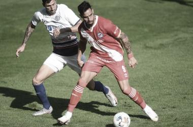 San Lorenzo 1-1 Argentinos Juniors