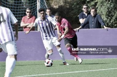 El Sanse, en uno de sus últimos partidos. (Foto: ud-sanse.com)