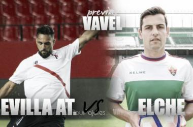 Previa Sevilla Atlético- Elche CF: Duelo por la victoria en la capital Hispalense