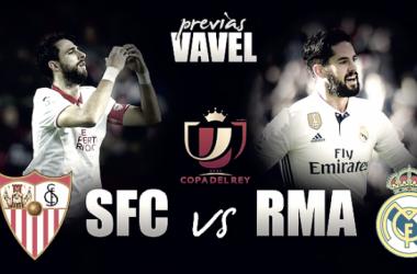 Previa Sevilla - Real Madrid: la gloria tiene un color especial