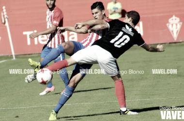 Previa Sporting B - CD Tudelano: afianzar posiciones