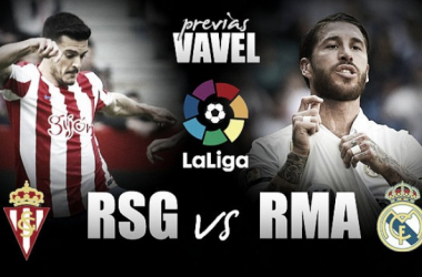 Previa Sporting - Real Madrid: honrad el escudo // Imagen: Anxo Rei