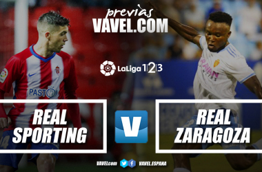 Previa Real Sporting - Real Zaragoza: una victoria en la carta a los Reyes