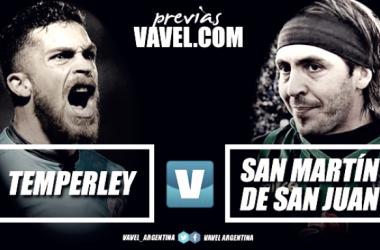 Previa: Temperley vs San Martín de San Juan. Foto: Vavel