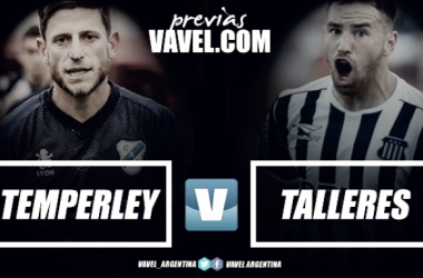 Previa: Temperley vs Talleres. Foto: Vavel