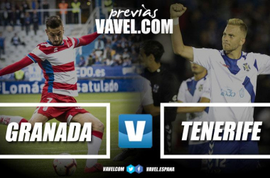 Previa Granada CF - CD Tenerife: el ascenso pasa por el fortín de Los Cármenes