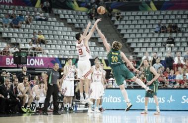 Resultado Lituania - Turquía en el Mundial España 2014 (73-61)