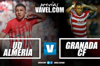 Previa UD Almería – Granada CF: cuestión de orgullo