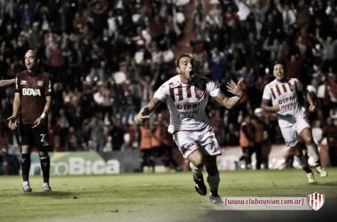 Unión, ante una chance histórica de clasificar a una copa internacional. Foto: Club Atlético Unión