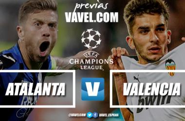 Previa Atalanta - Valencia:San Siro recibe una de las eliminatorias más igualadas de los octavos de final