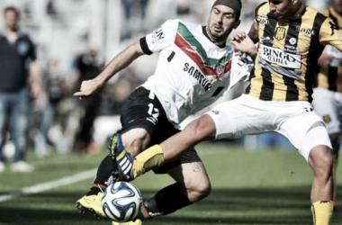 """Olimpo intentará """"planchar"""" el juego fortinero y acercarse (Foto: Télam)"""
