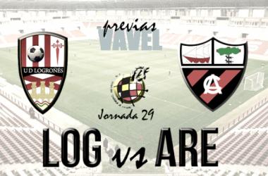 Previa UD Logroñés vs Arenas Club: alejarse del descenso o certificar la permanencia