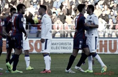 Previa SD Huesca - Getafe CF: primer asalto de 'play-off'