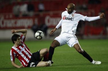 Athletic - Sevilla: Dar un golpe en la mesa o un paso atrás