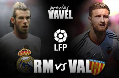 Previa Real Madrid CF - Valencia CF: suma y sigue