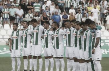 Jugadores del Córdoba CF (FOTO: LaLIga)