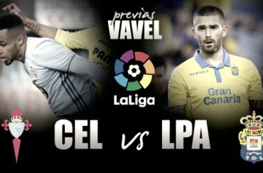 Previa Celta de Vigo - UD Las Palmas: duelo para soñar con Europa
