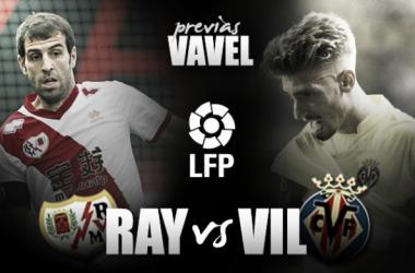 Rayo Vallecano - Villarreal CF: a las armas contra el eurosubmarino
