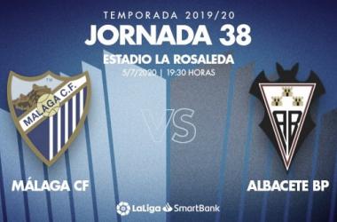 Previa Málaga CF - Albacete BP: la ilusión de volver a ganar