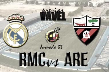 RM Castilla vs Arenas Club: agotando las últimas balas de ascenso