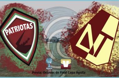 Patriotas - Tolima: duro rival en primer duelo de la fase final
