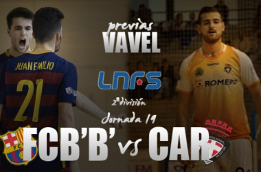FC Barcelona Lassa B - P.R.Cartagena: punto de inflexión cartagenero