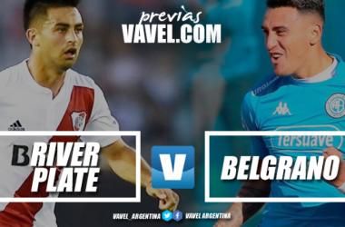 Previa River Plate - Belgrano: duelo de historia moderna