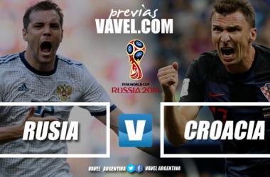 Previa Rusia - Croacia | Foto: VAVEL