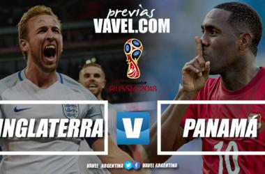 Inglaterra vs Panamá: a todo o nada