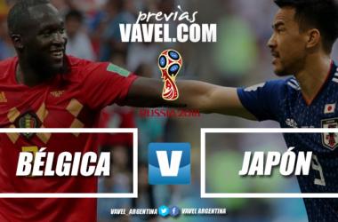 Previa Bélgica - Japón | Foto: VAVEL