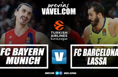 FC Bayern Basketball - FC Barcelona Lassa. Fuente: Amit Gayà (Vavel.com)