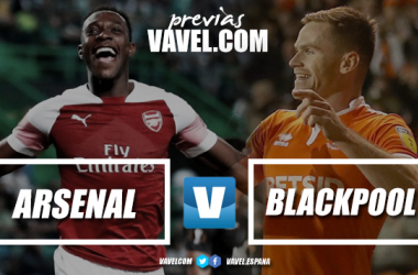 Previa Arsenal – Blackpool: el gran sueño
